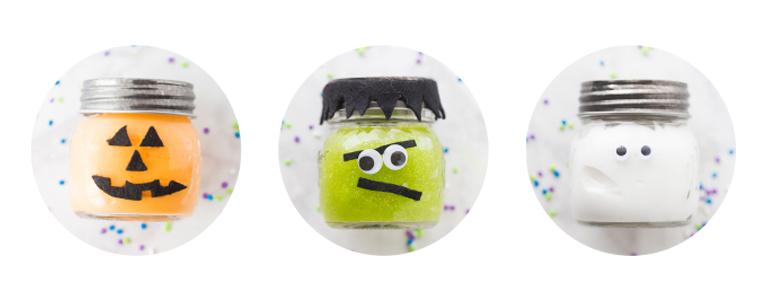 DIY Halloween Slime para tus niños ♥